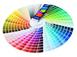 Paleta kolorów tuszy